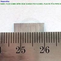 Kabel Flexi 0,5mm 26pin 25cm Searah Pcb Flexibel Plastik Pita Pipih Aw