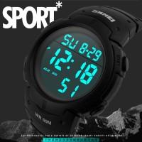 Jual Jam Tangan SKMEI ORIGINAL Sport Watch Water Resist 50m Jam Tangan Pria Murah
