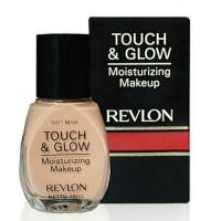 REVLON TOUCH & GLOW MOISTURIZING MAKE UP 38 ML