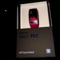Samsung Gear Fit 2 Garansi Resmi SEIN Pink Colour