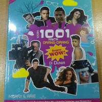 Buku Cerita Full Colour 1001 Series Fakta Orang Super Wow di Dunia New