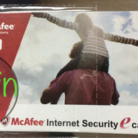 Antivirus McAfee Internet Security untuk 1 User 3 Tahun, Murah guys!!