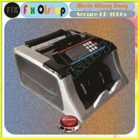 Jual SECURE LD 1000S/Mesin hitung uang/Mesin penghitung uang/Brankas/Amano Murah