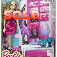 harga Barbie Mattel Fashion Shoes Tokopedia.com