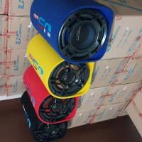 audio mobil / Basstube subwoofer aktif US audio 10inch