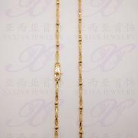 Yaxiya (anting korea cincin gelang liontin) kalung perhiasan gold 18k