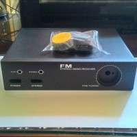 harga Box / casing Radio fm tuner mono atau stereo lengkap dengan knop Tokopedia.com