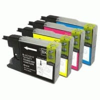Brother Ink Cartridge LC39 C/M/Y4
