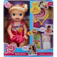 harga Baby Alive My Baby All Gone Bisa Makan Minum Pipis Boneka Pakai Pamper Tokopedia.com