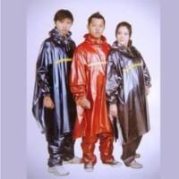 harga Jas Hujan Poncho/Ponco Lengan Celana(Setelan) Dolphin Merk Hybrid Tokopedia.com