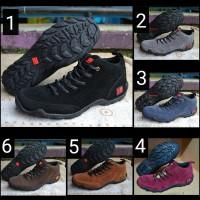 sepatu karrimor gunung summit cowok murah / snta outdoor / tnf / snta