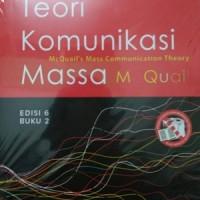 Katalog Teori Komunikasi Massa Edisi Katalog.or.id
