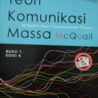 Harga Teori Komunikasi Massa Edisi Katalog.or.id