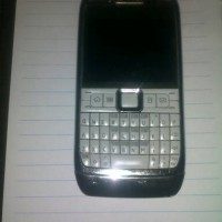 NOKIA E71 WHITE STEEL - Bekas / Second - Bkn E5 E63 E72 E75 N95 #E71