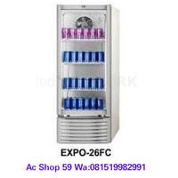 harga Display Cooler Gea Expo-26fc Lemari Pendingin Minuman Promo Tokopedia.com