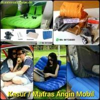 Kasur Matras Mobil Portable mudah dibawa dan nyaman saat traveling