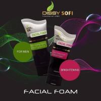 Facial Foam Dissy By Ussy Dan Andika Pratama, Sabun Muka, Sabun Wajah