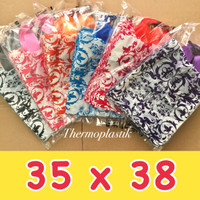 Kantong Plastik Soft Handle Batik 35x38