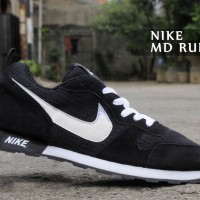Promo Sepatu Murah Nike Running MD Runner Sport Casual Grade Original