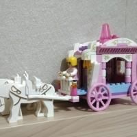 Lego Cogo Girls Kereta Kuda ( Kereta Kencana )