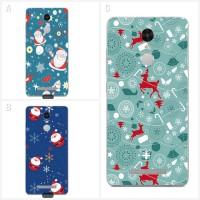 Casing Christmas Edition Xiaomi Redmi Note 3 Pro Cute Soft Case