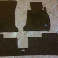Karpet Comfort Deluxe khusus BMW Seri 5 2009-2016+ 2 Baris