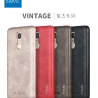 Xiaomi Redmi Note 3 Pro Case, Original X-Level Free Tempered Glass
