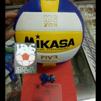 bola volley / bola voly mikasa MG MV210 made in thailand