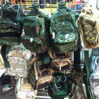 Tas Selempang Army Motif Pasukan Elite Berbagai Negara