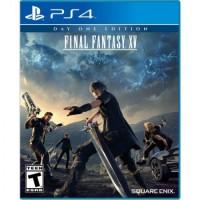 KASET GAME PLAYSTATION PS4 FINAL FANTASY XV