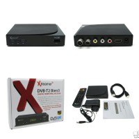 Set Box TV Digital & Media Player - Xtreamer DVB-T2 BIEN