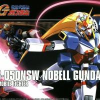 Bandai HG HGFC 1/144 Nobell Nobel Gundam,inc stand base,spesial & rare