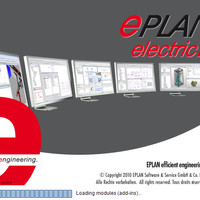 EPLAN Electric P8 v2.6 - Software drawing complex electronic circuits