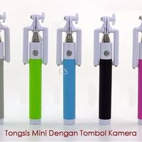 TERBATAS Tongsis Mini Dengan Tombol Kamera (Selfie Makin Mudah) MURA