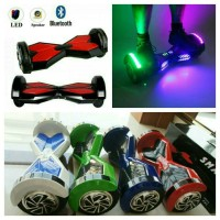 Jual Smart Balance wheel + lampu LED / Haverboard 8