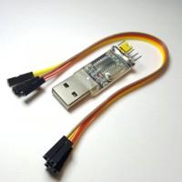 USB Serial CH340 + Kabel Dupont USB to TTL UART Converter Module