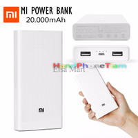 Promo Powerbank Xiaomi 20000 mAh Original