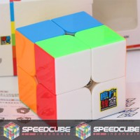 Rubik 2x2 Moyu MF2 Stickerless | MF2s 2x2x2