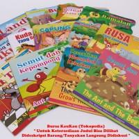 "Buku Dongeng Anak ""Cerita Dunia Binatang"""