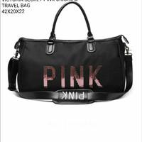 Tas Victoria secret pink original travel bag uk.42.20.22
