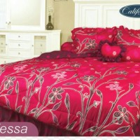 BED COVER SET CALIFORNIA KING 180X200 TESSA/BEDCOVER SET/BADCOVER