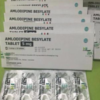 Amlodipin Hj 5mg / Ready