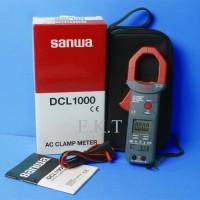Sanwa DCL1000 DIGITAL CLAMP METER TANG AMPERE 1000A JAPAN DCL-1000