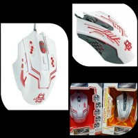 Mouse Gaming Cliptec RGS 562/563