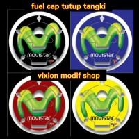 harga Tutup Tangki Stiker R25 Vixion Nvl Nva R15 Tokopedia.com