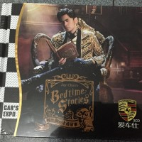 CD Jay chou bed times story 3disc original impor