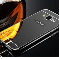harga Samsung Galaxy Grand 2 Bumper Mirror + Acrylic Hard Back Case Cover Tokopedia.com