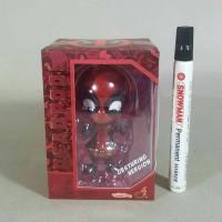 harga mainan action figure Cosbaby recast  Hot toys Deadpool gesturing Tokopedia.com