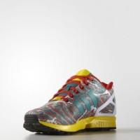 Adidas ZX Flux Weave Multicolor Shoes Originals