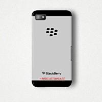 Blackberry Logo Blackberry Z10 Custom Hard Case